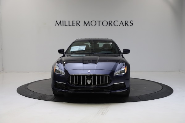 New 2021 Maserati Quattroporte S Q4 GranLusso for sale $123,549 at Bugatti of Greenwich in Greenwich CT 06830 11