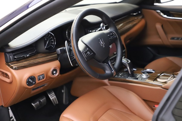 New 2021 Maserati Quattroporte S Q4 GranLusso for sale $123,549 at Bugatti of Greenwich in Greenwich CT 06830 12