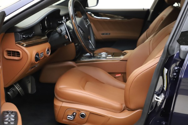 New 2021 Maserati Quattroporte S Q4 GranLusso for sale $123,549 at Bugatti of Greenwich in Greenwich CT 06830 13