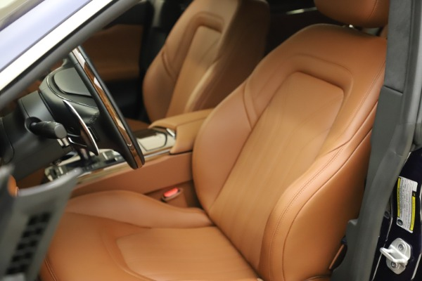 New 2021 Maserati Quattroporte S Q4 GranLusso for sale $123,549 at Bugatti of Greenwich in Greenwich CT 06830 14