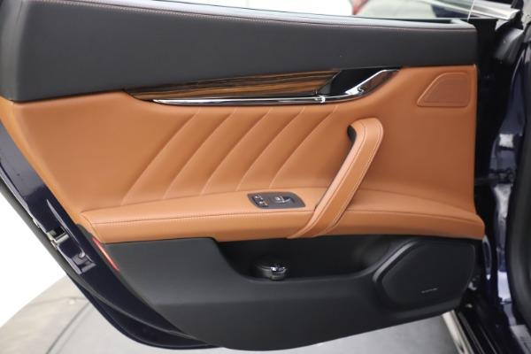 New 2021 Maserati Quattroporte S Q4 GranLusso for sale $123,549 at Bugatti of Greenwich in Greenwich CT 06830 18