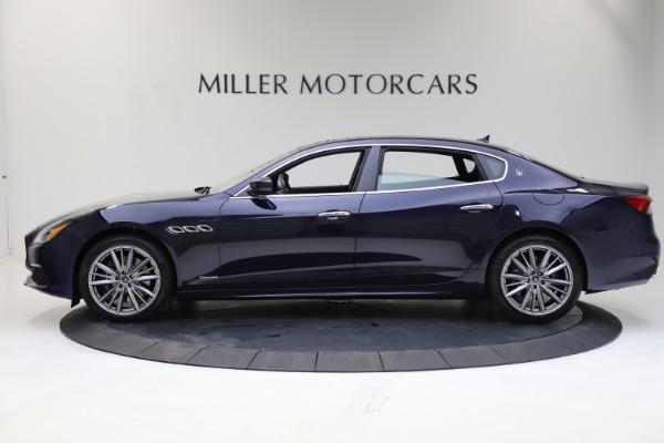New 2021 Maserati Quattroporte S Q4 GranLusso for sale $123,549 at Bugatti of Greenwich in Greenwich CT 06830 2