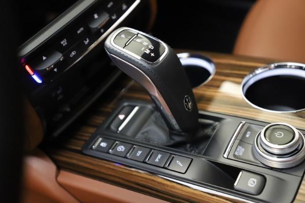 New 2021 Maserati Quattroporte S Q4 GranLusso for sale $123,549 at Bugatti of Greenwich in Greenwich CT 06830 23