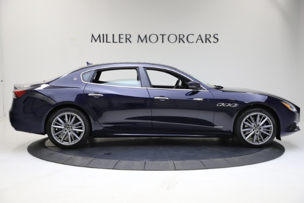 New 2021 Maserati Quattroporte S Q4 GranLusso for sale $123,549 at Bugatti of Greenwich in Greenwich CT 06830 8