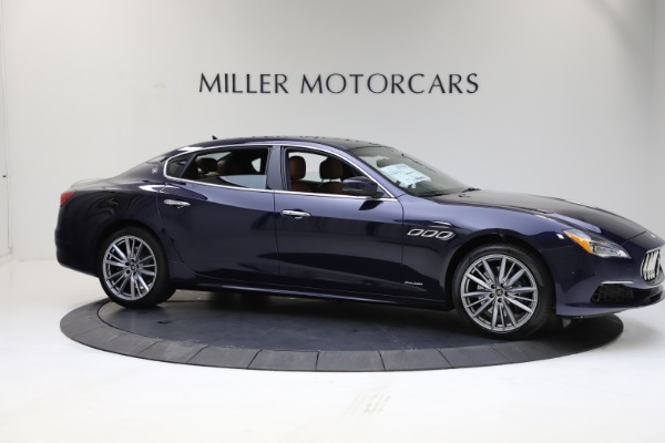 New 2021 Maserati Quattroporte S Q4 GranLusso for sale $123,549 at Bugatti of Greenwich in Greenwich CT 06830 9
