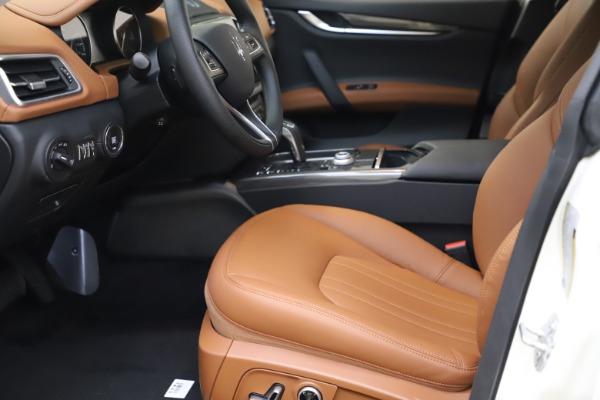New 2021 Maserati Ghibli S Q4 for sale $85,754 at Bugatti of Greenwich in Greenwich CT 06830 14
