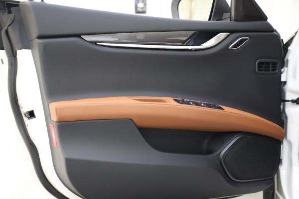 New 2021 Maserati Ghibli S Q4 for sale $85,754 at Bugatti of Greenwich in Greenwich CT 06830 16