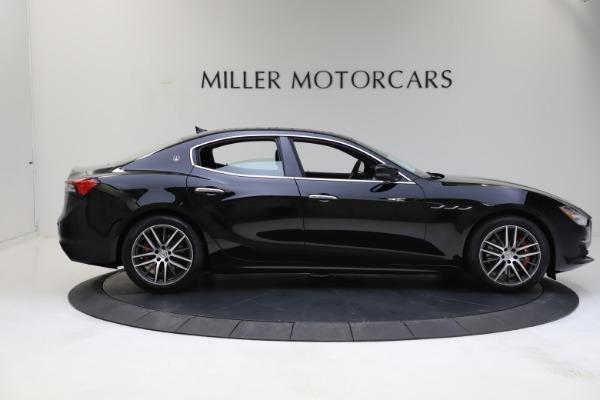 New 2021 Maserati Ghibli S Q4 for sale $86,654 at Bugatti of Greenwich in Greenwich CT 06830 11