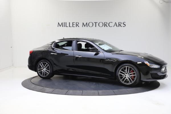 New 2021 Maserati Ghibli S Q4 for sale $86,654 at Bugatti of Greenwich in Greenwich CT 06830 12