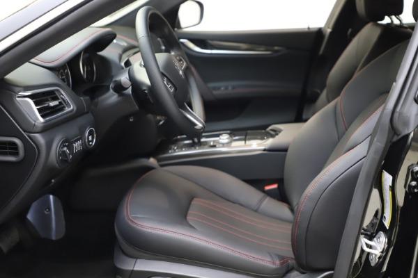 New 2021 Maserati Ghibli S Q4 for sale $86,654 at Bugatti of Greenwich in Greenwich CT 06830 16