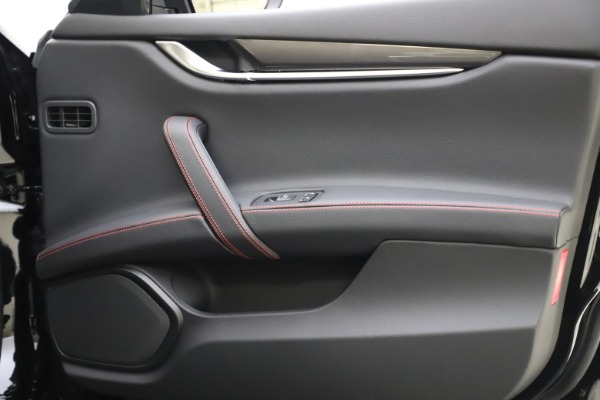 New 2021 Maserati Ghibli S Q4 for sale $86,654 at Bugatti of Greenwich in Greenwich CT 06830 24
