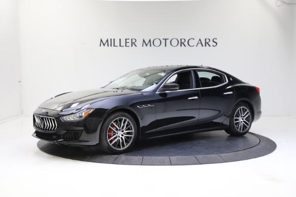 New 2021 Maserati Ghibli S Q4 for sale $86,654 at Bugatti of Greenwich in Greenwich CT 06830 4