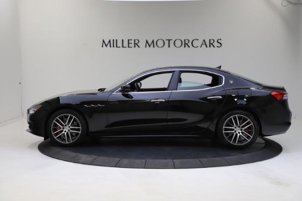 New 2021 Maserati Ghibli S Q4 for sale $86,654 at Bugatti of Greenwich in Greenwich CT 06830 5
