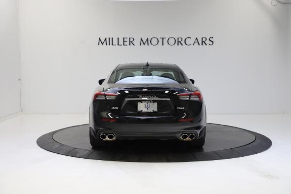 New 2021 Maserati Ghibli S Q4 for sale $86,654 at Bugatti of Greenwich in Greenwich CT 06830 8