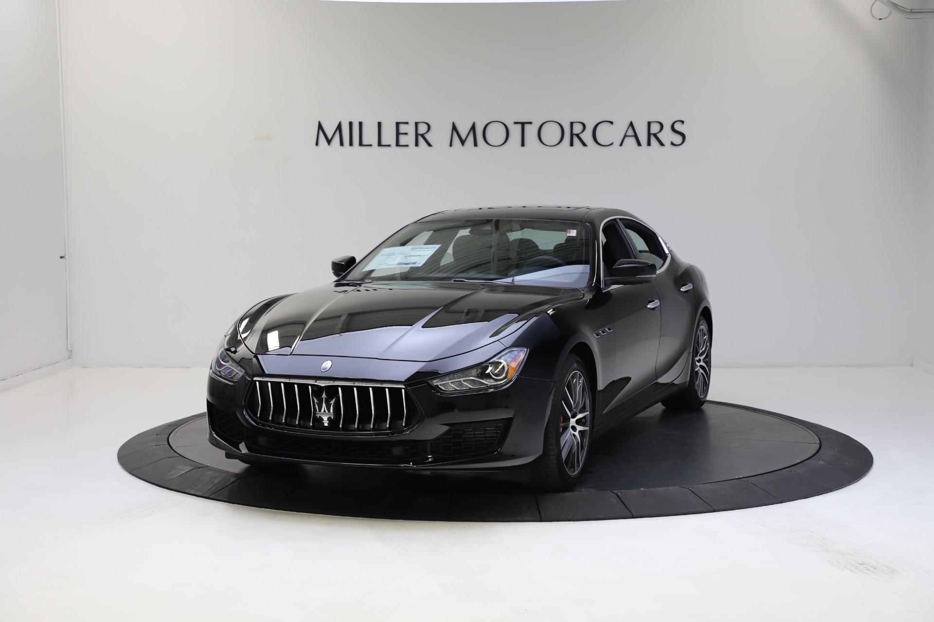 New 2021 Maserati Ghibli S Q4 for sale $86,654 at Bugatti of Greenwich in Greenwich CT 06830 1