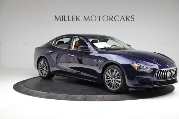 New 2021 Maserati Ghibli S Q4 for sale $86,954 at Bugatti of Greenwich in Greenwich CT 06830 10