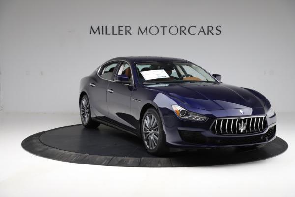 New 2021 Maserati Ghibli S Q4 for sale $86,954 at Bugatti of Greenwich in Greenwich CT 06830 11