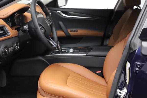 New 2021 Maserati Ghibli S Q4 for sale $86,954 at Bugatti of Greenwich in Greenwich CT 06830 13