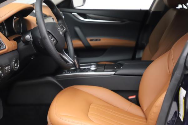 New 2021 Maserati Ghibli S Q4 for sale $86,954 at Bugatti of Greenwich in Greenwich CT 06830 14