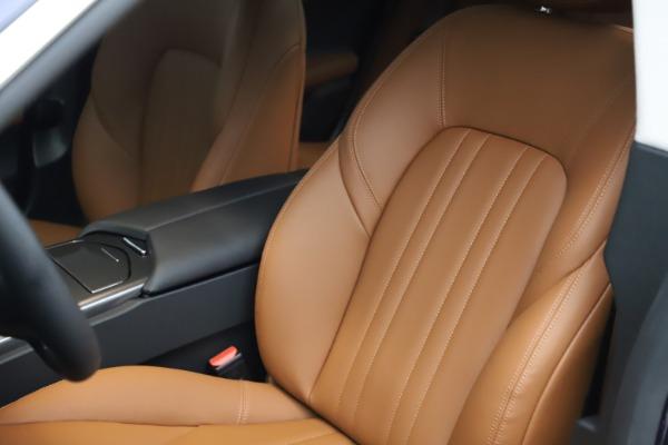 New 2021 Maserati Ghibli S Q4 for sale $86,954 at Bugatti of Greenwich in Greenwich CT 06830 15