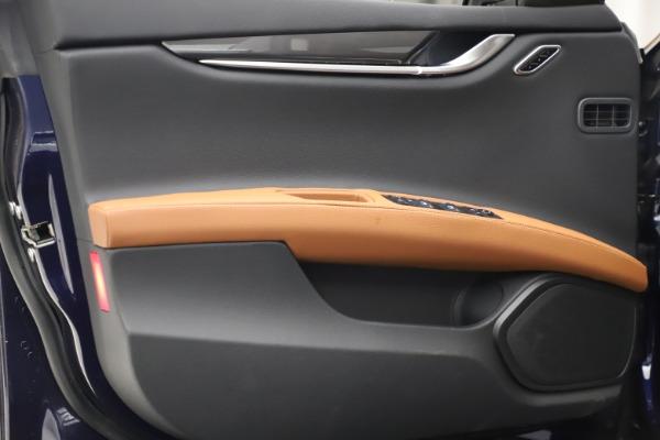 New 2021 Maserati Ghibli S Q4 for sale $86,954 at Bugatti of Greenwich in Greenwich CT 06830 16