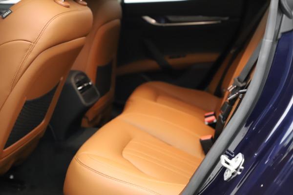 New 2021 Maserati Ghibli S Q4 for sale $86,954 at Bugatti of Greenwich in Greenwich CT 06830 17