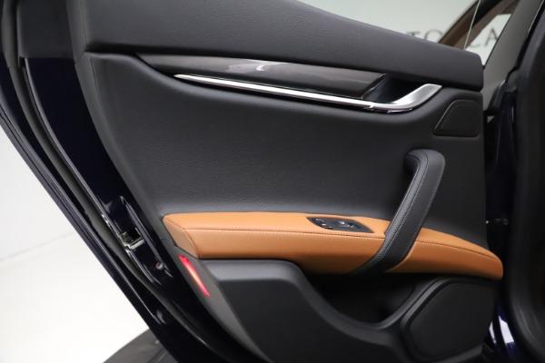 New 2021 Maserati Ghibli S Q4 for sale $86,954 at Bugatti of Greenwich in Greenwich CT 06830 19