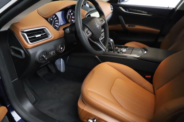 New 2021 Maserati Ghibli S Q4 for sale $86,954 at Bugatti of Greenwich in Greenwich CT 06830 23