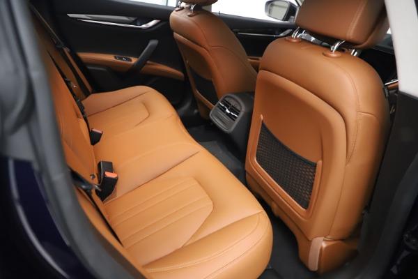 New 2021 Maserati Ghibli S Q4 for sale $86,954 at Bugatti of Greenwich in Greenwich CT 06830 24