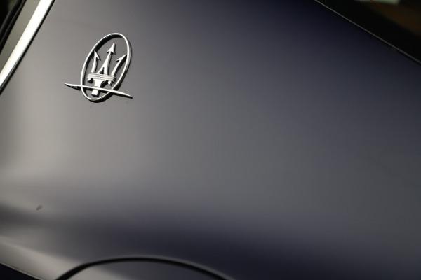 New 2021 Maserati Ghibli S Q4 for sale $86,954 at Bugatti of Greenwich in Greenwich CT 06830 26