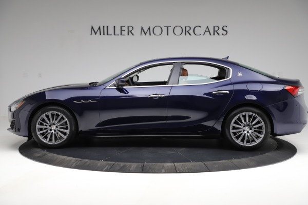New 2021 Maserati Ghibli S Q4 for sale $86,954 at Bugatti of Greenwich in Greenwich CT 06830 3