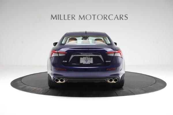 New 2021 Maserati Ghibli S Q4 for sale $86,954 at Bugatti of Greenwich in Greenwich CT 06830 6