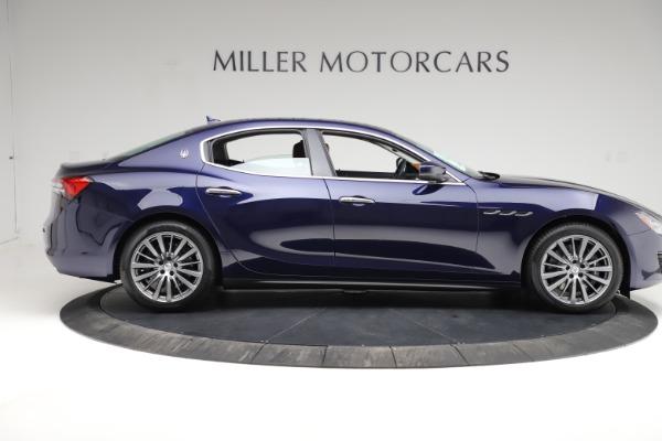 New 2021 Maserati Ghibli S Q4 for sale $86,954 at Bugatti of Greenwich in Greenwich CT 06830 9