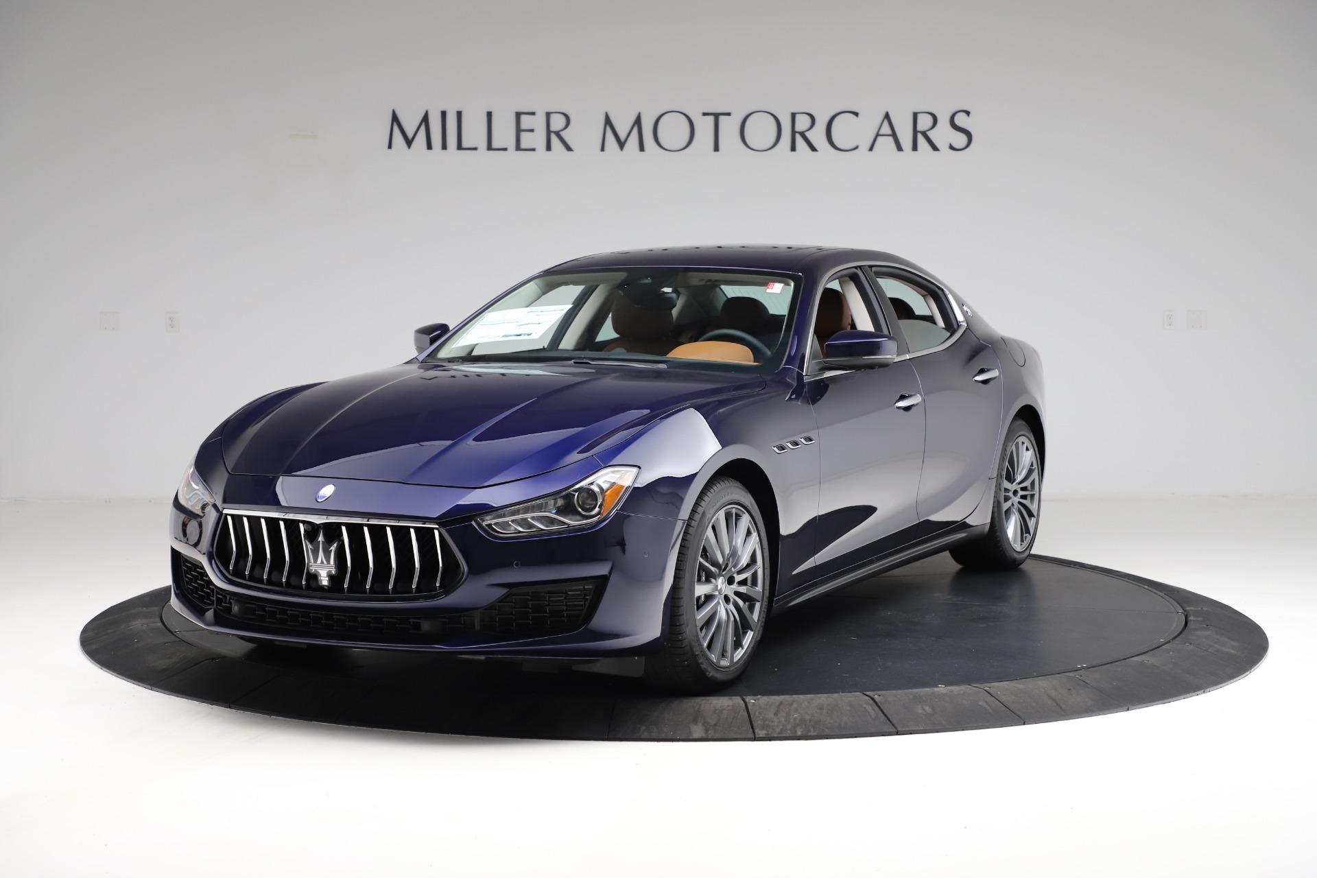 New 2021 Maserati Ghibli S Q4 for sale $86,954 at Bugatti of Greenwich in Greenwich CT 06830 1