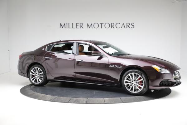 New 2021 Maserati Quattroporte S Q4 for sale $114,149 at Bugatti of Greenwich in Greenwich CT 06830 10