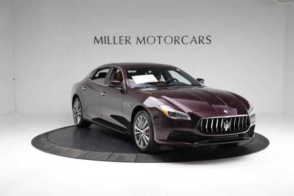 New 2021 Maserati Quattroporte S Q4 for sale $114,149 at Bugatti of Greenwich in Greenwich CT 06830 11