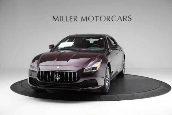 New 2021 Maserati Quattroporte S Q4 for sale $114,149 at Bugatti of Greenwich in Greenwich CT 06830 12