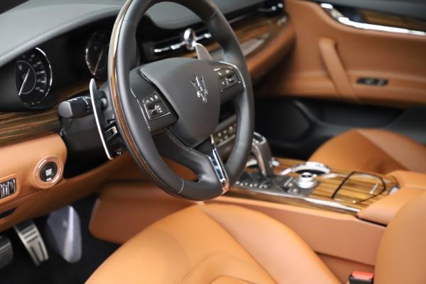 New 2021 Maserati Quattroporte S Q4 for sale $114,149 at Bugatti of Greenwich in Greenwich CT 06830 13