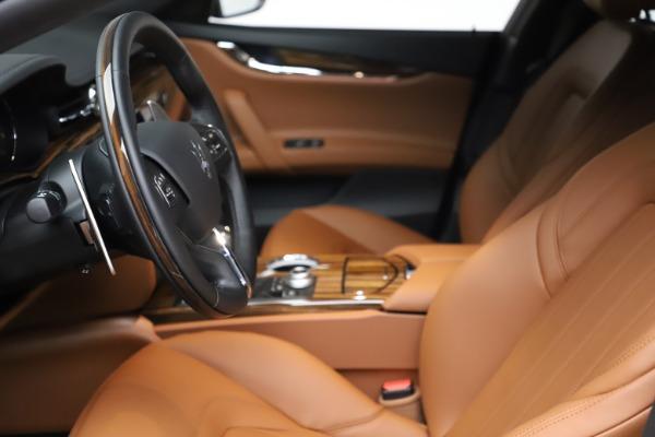 New 2021 Maserati Quattroporte S Q4 for sale $114,149 at Bugatti of Greenwich in Greenwich CT 06830 14