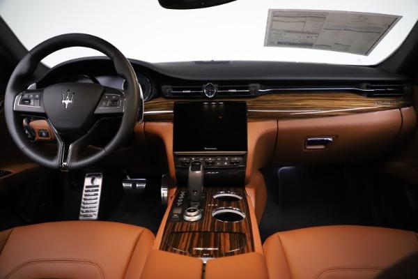 New 2021 Maserati Quattroporte S Q4 for sale $114,149 at Bugatti of Greenwich in Greenwich CT 06830 16