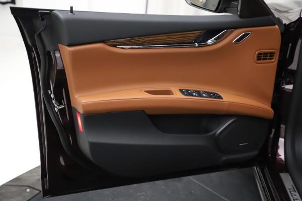 New 2021 Maserati Quattroporte S Q4 for sale $114,149 at Bugatti of Greenwich in Greenwich CT 06830 17