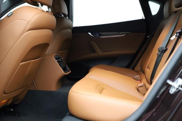 New 2021 Maserati Quattroporte S Q4 for sale $114,149 at Bugatti of Greenwich in Greenwich CT 06830 18
