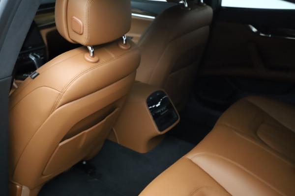 New 2021 Maserati Quattroporte S Q4 for sale $114,149 at Bugatti of Greenwich in Greenwich CT 06830 19