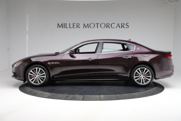 New 2021 Maserati Quattroporte S Q4 for sale $114,149 at Bugatti of Greenwich in Greenwich CT 06830 2