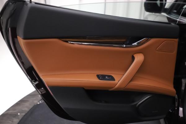 New 2021 Maserati Quattroporte S Q4 for sale $114,149 at Bugatti of Greenwich in Greenwich CT 06830 20