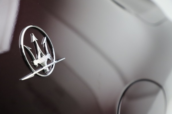 New 2021 Maserati Quattroporte S Q4 for sale $114,149 at Bugatti of Greenwich in Greenwich CT 06830 23