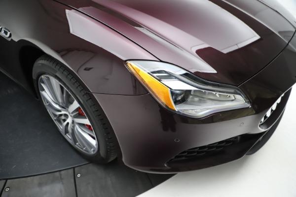 New 2021 Maserati Quattroporte S Q4 for sale $114,149 at Bugatti of Greenwich in Greenwich CT 06830 24