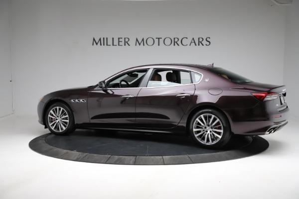 New 2021 Maserati Quattroporte S Q4 for sale $114,149 at Bugatti of Greenwich in Greenwich CT 06830 3