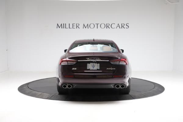 New 2021 Maserati Quattroporte S Q4 for sale $114,149 at Bugatti of Greenwich in Greenwich CT 06830 6