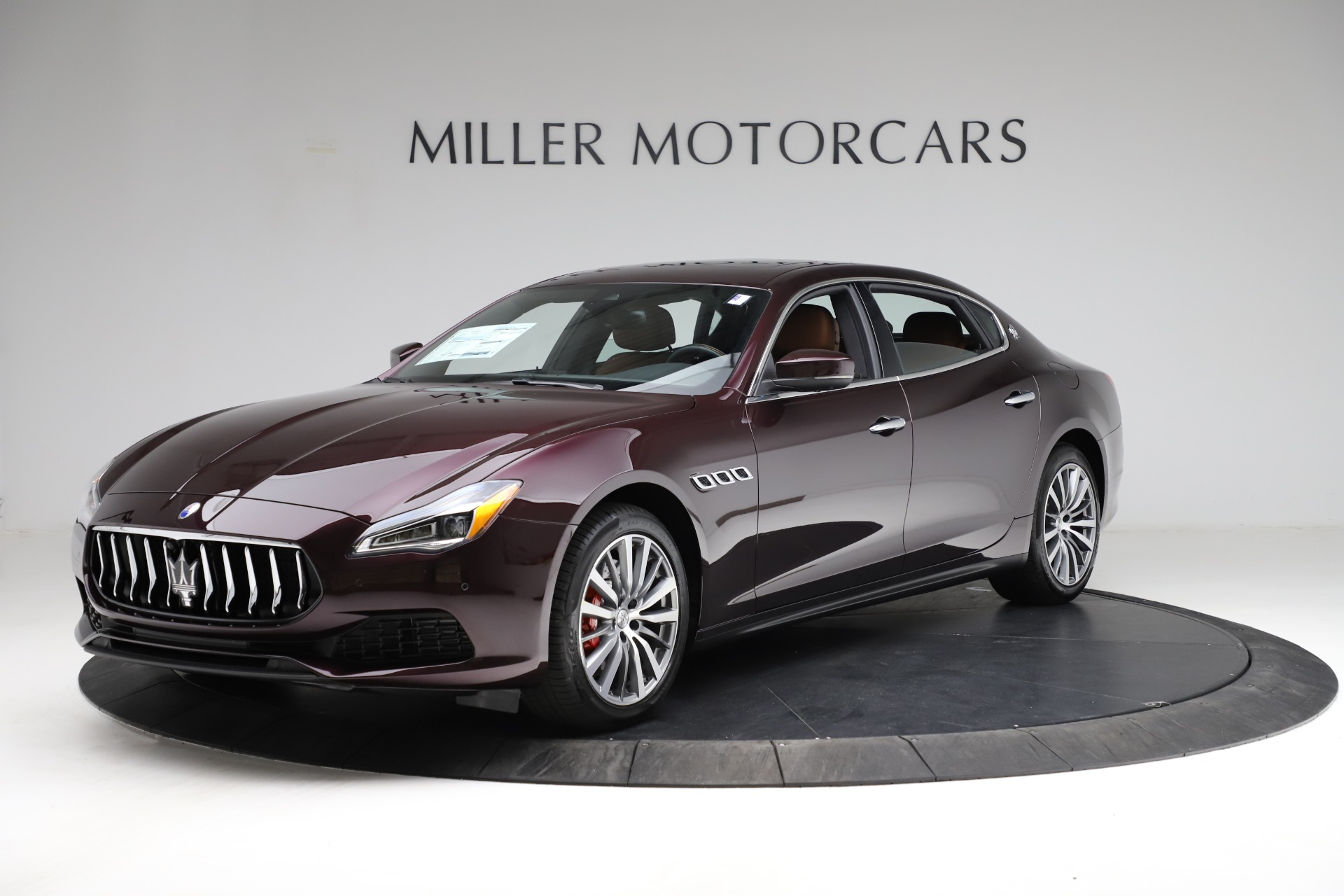 New 2021 Maserati Quattroporte S Q4 for sale $114,149 at Bugatti of Greenwich in Greenwich CT 06830 1